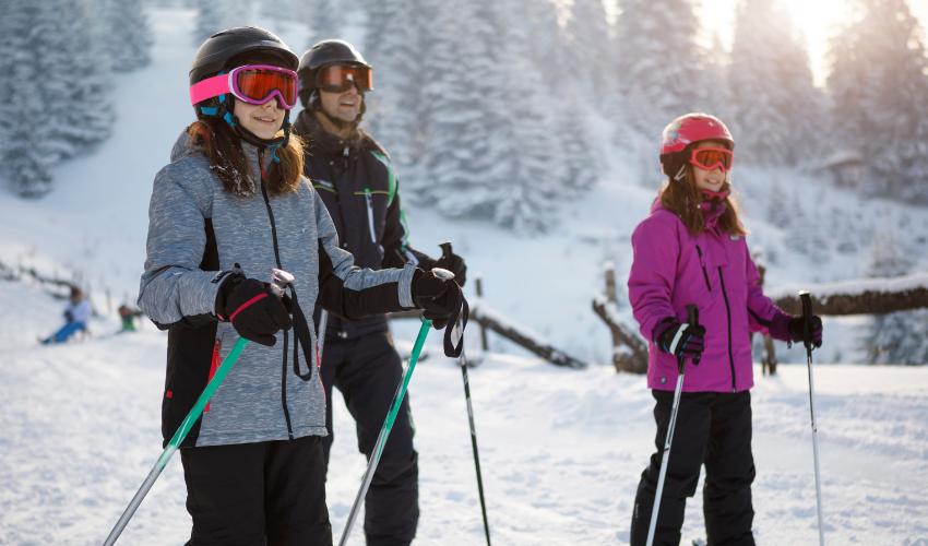 Ski : 8 conseils pour partir à la montagne en sécurité